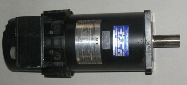 AEG GETTYS MOTOR M235-YY0A-3Y0Y-PB SN: 9195-3990