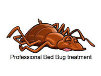 Professional Bed Bug treatment at competetive price £45