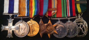 WW1 WW2 Army Canadian German medals badges uniforms pay well!!!