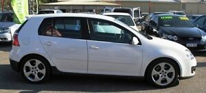 2007 Volkswagen Golf V MY08 GTI DSG White 6 Speed Sports Automatic Dual Clutch Hatchback Bellevue Swan Area Preview