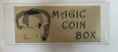 Harry Houdini Copper-nickel Coin /& Magic Coin Box Palau $1 2011