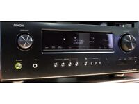 Denon AVR-2312, Home cinema 7.1 receiver, stereo amplifier, 3D, open to offers. Great condition.