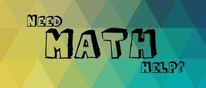 Mathematics tutor for HS Math courses! Kitchener / Waterloo Kitchener Area image 1