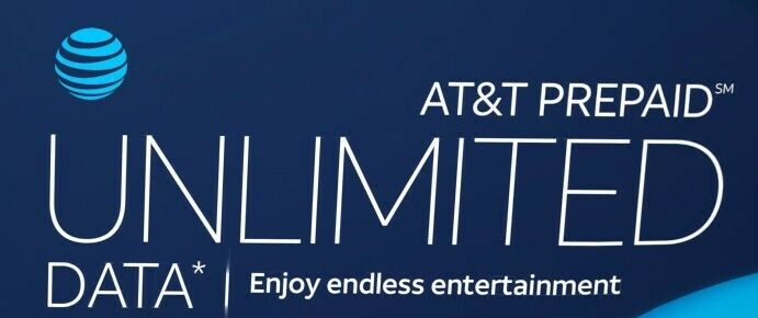 AT&T Grandfathered Unlimited Data Plan $34.99