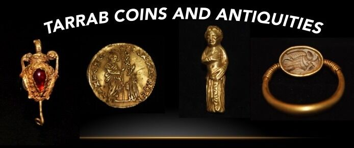 TARRAB COINS AND ANTIQUITIES
