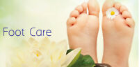 Im a registered foot care nurse looking for clients in central
