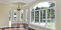 High Performance Windows and Doors in Home Representative