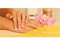 Full time nail technician required
