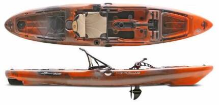 Native Watercraft Slayer 13 Propel Pedal Kayak
