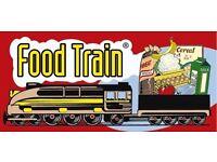 Friends – New Food Train Project - Volunteer Befrienders