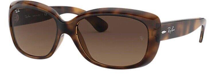 LENSES ONLY!! Ray-Ban RB4101 Jackie Ohh Gradient Brown Lenses