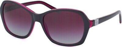 DKNY DY 4094 3573/4Q Sunglasses Top Gray on Violet Transparent  Violet Gradient