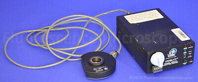 Uniblitz Model Vmm-d1 Shutter Driver For Zeiss Axio Fluorescence Microscope