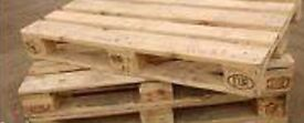 WANTED : Large Long Pallets : WANTED