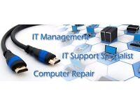 IT Support (Remote/On-Site) Office Network Setup Computers Setup Desktop Computers Internet Wifi