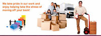 Easy Moving Solutions, Short Notice Ok, Call 9O5-581-1O7O