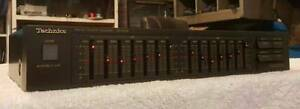 VINTAGE TECHNICS STEREO GRAPHIC EQUALIZER/ MADE IN JAPAN Dandenong North Greater Dandenong Preview