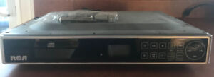**RCA UNDER COUNTER MOUNTED RADIO/CD PLAYER FOR SALE**