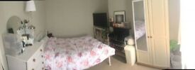 Furnished sunny double bedroom - short term let