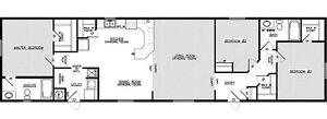 Spacious modular home with skylights! Covington model Regina Regina Area image 5