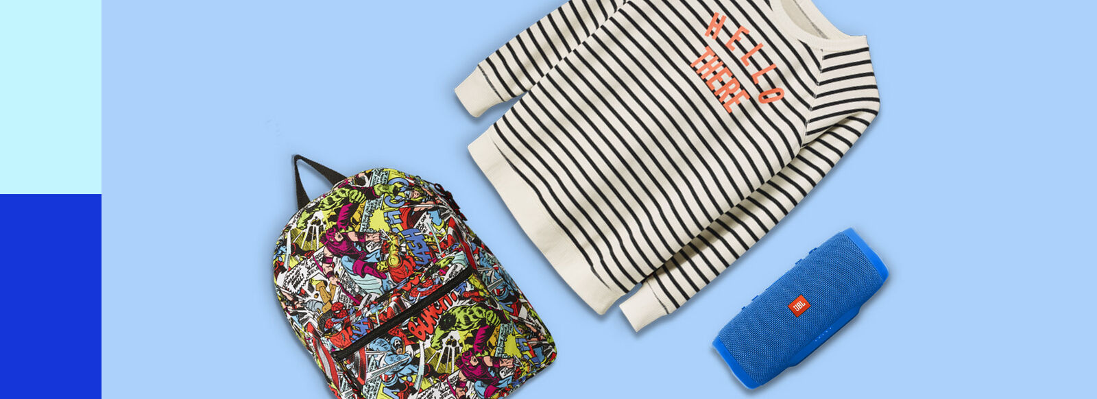 Summer's almost over! Get all the essentials now.