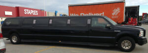 2005 Ford Excursion Stretch Limousine (14 Passenger)