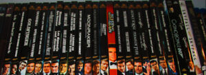 James Bond 25 Films Complete Collection (like brand new)
