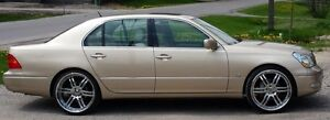 2003 Lexus LS430-Mark levinson-Fully Loaded-178000kms