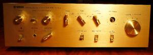 Vintage Yamaha CA-600 Stereo Amplifier
