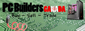 Attention PC Builders! Buy/Sell/Trade with like-minded geeks!