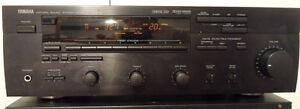 YAMAHA 5.1 STEREO SURROUND SOUND RECEIVER