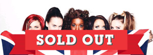 2 The Spice Girls Tribute Band tickets Sat Nov 25. Marquee Club!