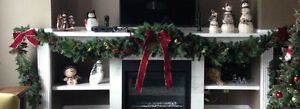17 Foot Mixed Pine Garland