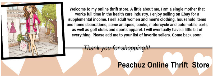 Peachuz Online Thrift Store