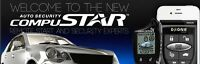 Remote car starter edmonton compustar iphone/android 20+yrs exp