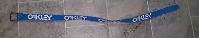 SWEET OAKLEY SPORTS BELT FOR MULTIPLE ACTIVITIES LOOK! for sale  Valparaiso