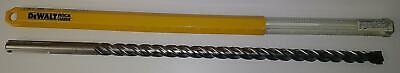 Dewalt Dw5812 34 X 16 X 21-12 Sds Max 4 Cutter Rotary Hammer Drill Bit