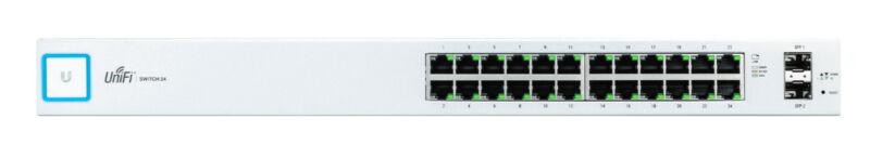 Ubiquiti Networks UniFi US-24 Managed network switch Gigabit Ethernet (10/100...