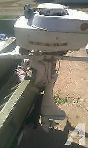 Out board motor