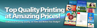 Great Printing - Low Prices Every Day!