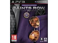 Saints row IV™ ps3®