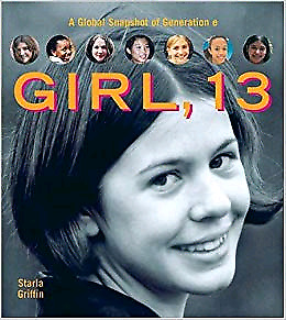 """Like new condition """"Girl,13"""" book $15 OBO"""
