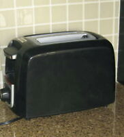 Toaster & Electric Kettle