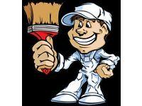 Indoor/outdoor painter looking for work.