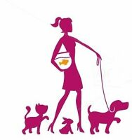 Pet Nanny in Dieppe (French & English)