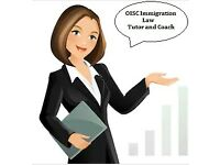 OISC Immigration Law Tutor and Coach