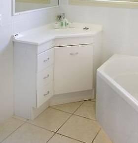 Corner vanity unit Armidale Armidale City Preview