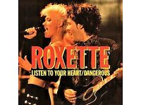 Roxette ‎– Listen To Your Heart / Dangerous