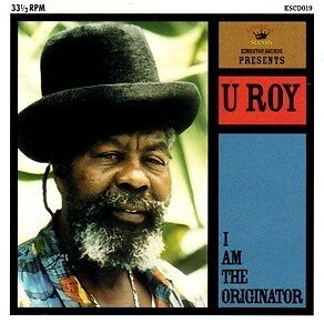 U-ROY - I Am The Originator  LP Neu