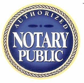 NOTARY SERVICE AFTER 5PM IN WEEKDAYS AND WEEKENDS  Edmonton Edmonton Area image 1